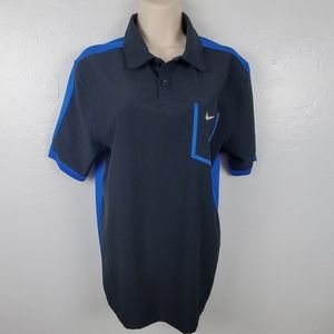 Nike dri fit standard fit Polo men size S